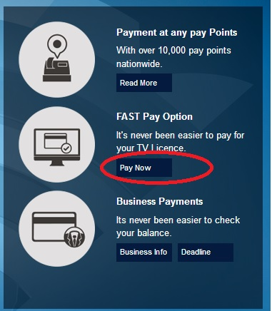 tvlic co za Pay your TV Licence Online : SABC Television