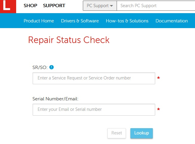 Lenovo Repair Status Check – South Africa Jobs, Scholarship