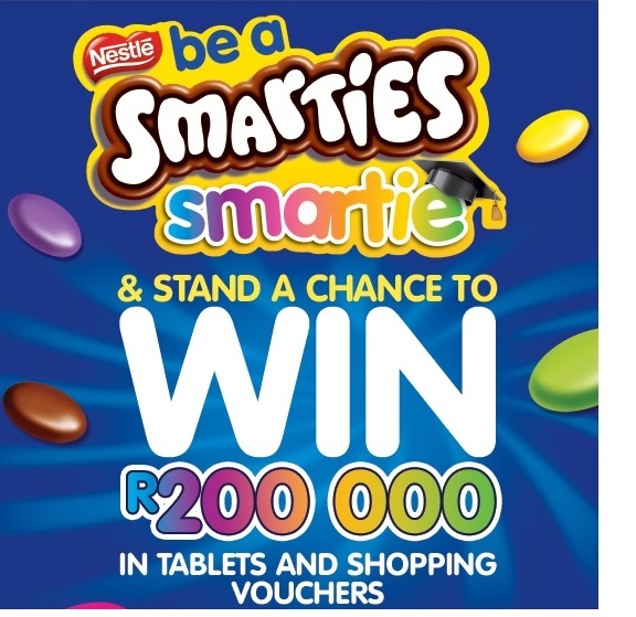 Nestlé SMARTIES Back to School Competition 2018 – South